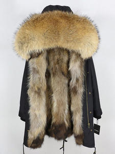 SJacket Women Fox-Fur...