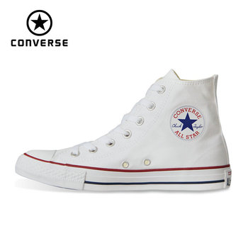new Original Converse all star shoes Chuck Taylor man and women unisex high classic sneakers Skateboarding Shoes 101013 unisex sneakers converse men women colorful leopard print hand painted canvas shoes high top all star unique gifts man woman