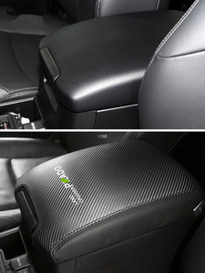 Image 5 - Voor Toyota Land Cruiser Prado 150 2010 2011 2012 2013 2014 2015 2016 2017 2018 2019 Lederen Cover Van Midden leuning Doos