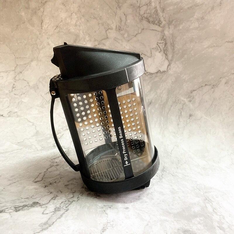 Gene Cafe 3D hot air coffee roasting machine Full-Automatic coffee roaster/Roasted coffee beans/coffee beans baking machine 250g 4