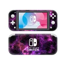 New Skin Sticker Decal For Nintendo Switch Lite Console and Controller Nintend Switch Lite NSL Protector Skin Sticker Vinyl