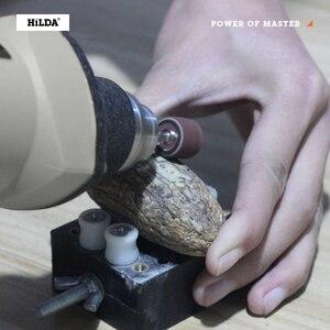 Image 5 - הילדה משתנה מהירות רוטרי כלי חשמלי כלים 400W מיני תרגיל 6 עמדה עבור Dremel רוטרי כלים מיני מכונת גריסה
