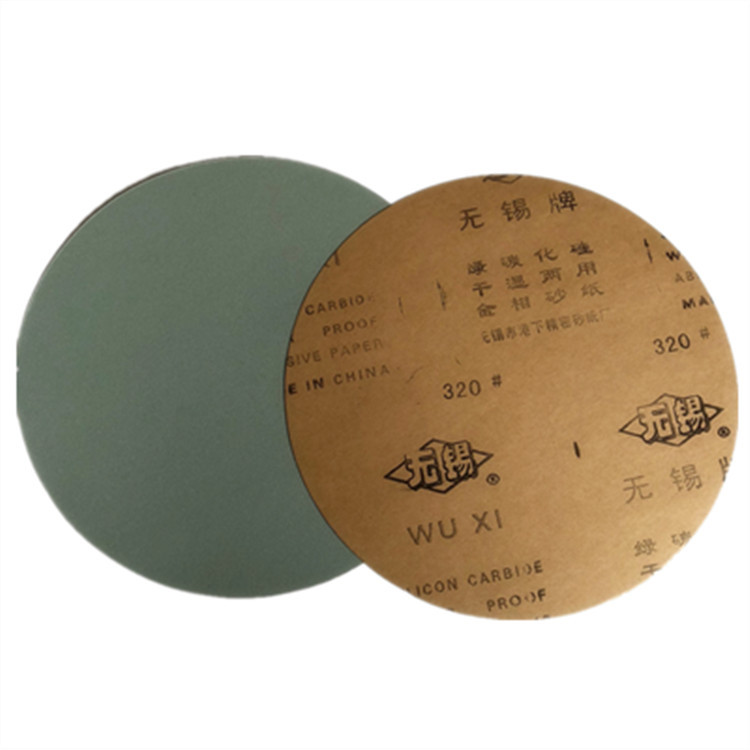 Wuxi Card Metallographic Sandpaper Wet And Dry Two With Sandpaper 200 Size Circle Sandpaper 120 #-4000 # Manufacturers Direct Se