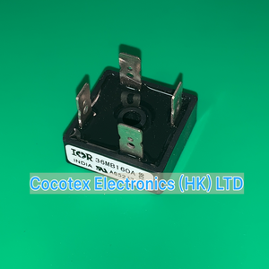 2pcs/lot 36MB160A D-34 35A 1600V RECTIFIER BRIDGE D-34A VS-36MB160A 36 MB 160A VS36MB160A