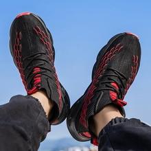 Fashion Casual Shoes Woman&Men Comfortable Breathable Mesh Soft Sole Female Platform Sneakers Women Femme Chaussure Basket