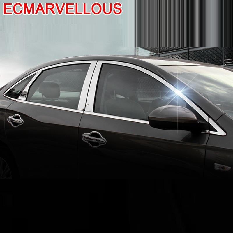 Auto okno nadwozia tylne panele samochodowe zmodyfikowane dekoracyjne akcesoria samochodowe do stylizacji 15 16 17 18 19 dla Buick excelle gt w Chromowane wykończenia od Samochody i motocykle na EC CAR Store