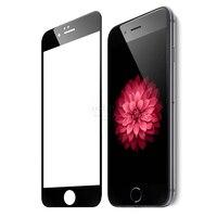 2PC de la cubierta de vidrio templado para iPhone 7 Protector de pantalla de vidrio de película para iPhone 11 12 Pro 6S 8 Plus X XR Xs MAX guardia Protector de 9H