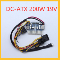 19V Wide Voltage DC-ATX 200W Mini ITX In-line Power Module 24pin Conversion Board Mute High Power Power Supply for Computer