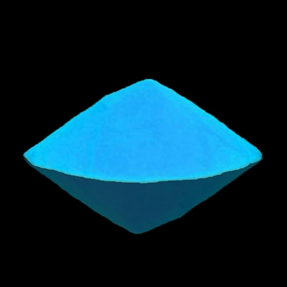 Home Dark Super Bright Luminous Sand Toys Glow Fluorescent Powder Portable Party Phosphorescent Durable DIY Toy Pigment