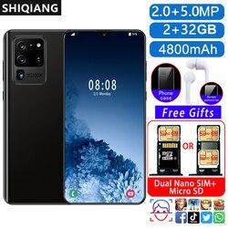 SOYES S30U Mobile Phone Android 10 Cellphones 6.7 inch 32G ROM Dual SIM Card 4800mAh SmartPhones