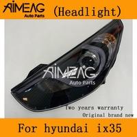 Made for hyundai ix35 headlamp semi-assembly refitted LED headlamp 09 IX35 xenon lamp with lens headlight