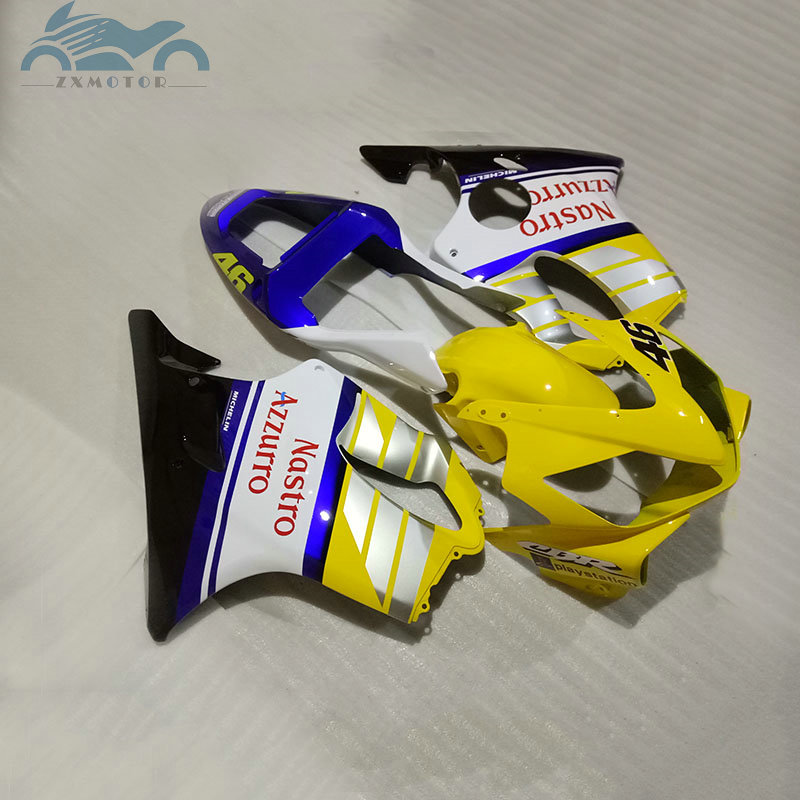 Free 7gifts Injection fairing kit fit for <font><b>Honda</b></font> CBR 600F4i 2001 2002 2003 <font><b>CBR600F4i</b></font> 01 02 03 aftermarket fairing kits <font><b>parts</b></font> HT07 image