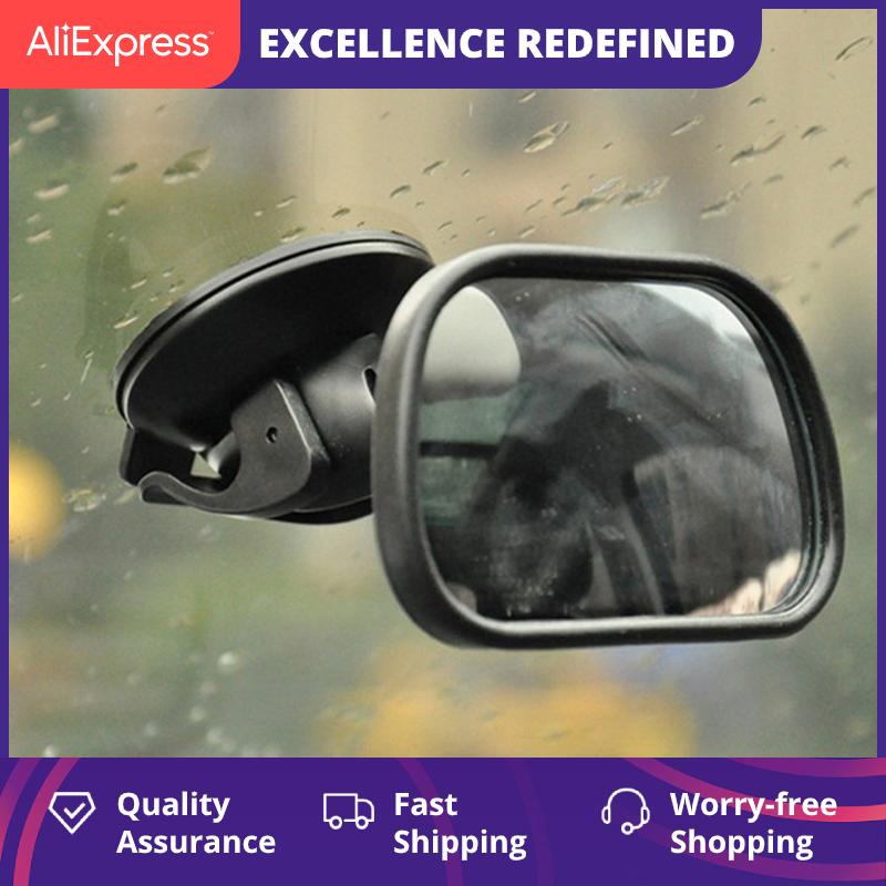 Rear Facing Mirrors Car Children's Observation Mirror Car Mounted Universal Rearview Mirror Baby Obs