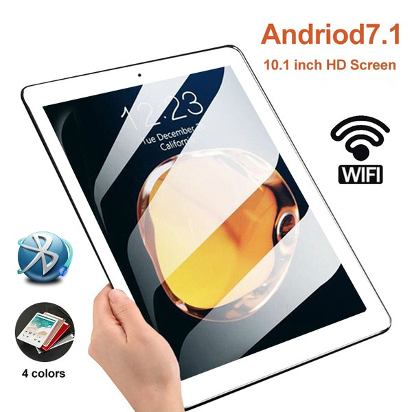 2020 New 10 Inch Android Tablet  Dual SIM 4G Phone Tablet WIFI Andriod 7.1 Ten Core Tablet With 6G And 128GB Memory Phone Pad