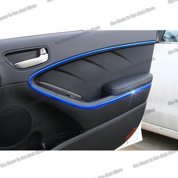Фото - Lsrtw2017 Car Inner Door Decorarions for Kia K3 Kia Cerato 2012 2013 2014 2015 2016 2017 2018 Interior Accessories органайзер kia для kia cerato 2018 2019