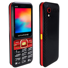 2.4 Inch Cell phones Dual SIM Card 2G GSM Elderly Mobile