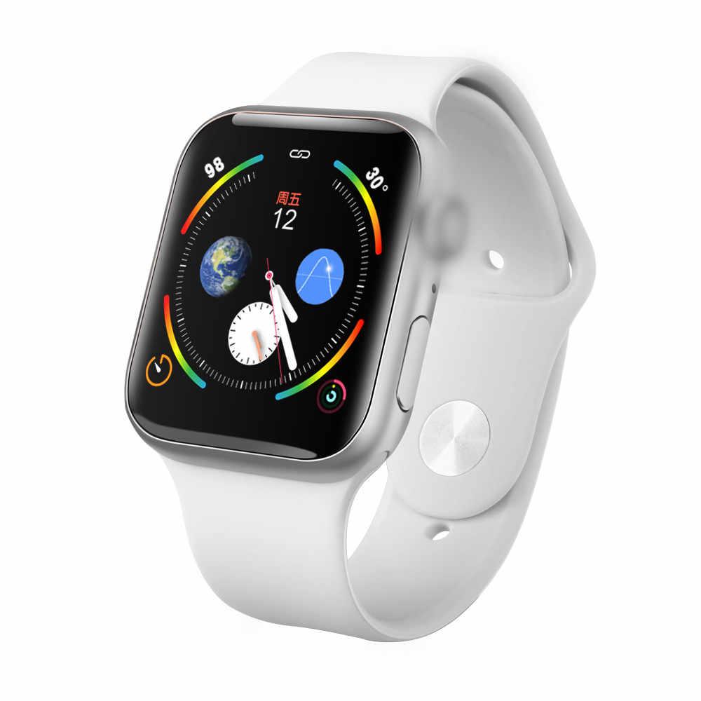 44 ミリメートル腕時計 4 心拍数の Gps スマートウォッチケースのための apple iphone android 携帯 IWO 5 6 9 8 10 プラス samrt ないアップグレード腕時計メンズ