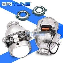 EVOX R 2.0 For Hella 4 Bi xenon Projector Lens Headlight Replacement for BMW E39 E60 E61/Ford S Max/A6 S8 A8 W211/B6
