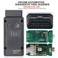 Vehemo V1.99 V1.95 диагностический инструмент USB Автомобильный сканер автомобильный полезный автомобильный OP-COM Интерфейс инструмент автомобильны...