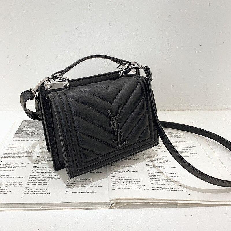 Новинка 2021, модная дизайнерская сумка от известного бренда, роскошные клатчи, сумка-мессенджер на одно плечо, сумка De Luxe Femme, бренд Channel Gg Cc