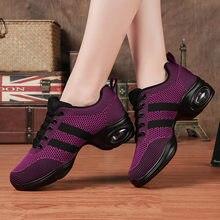 Летние туфли для танцев на квадратном каблуке; Дышащие в стиле