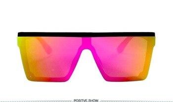 Square Sunglasses Women  Luxury Vintage Brand Design UV400 2