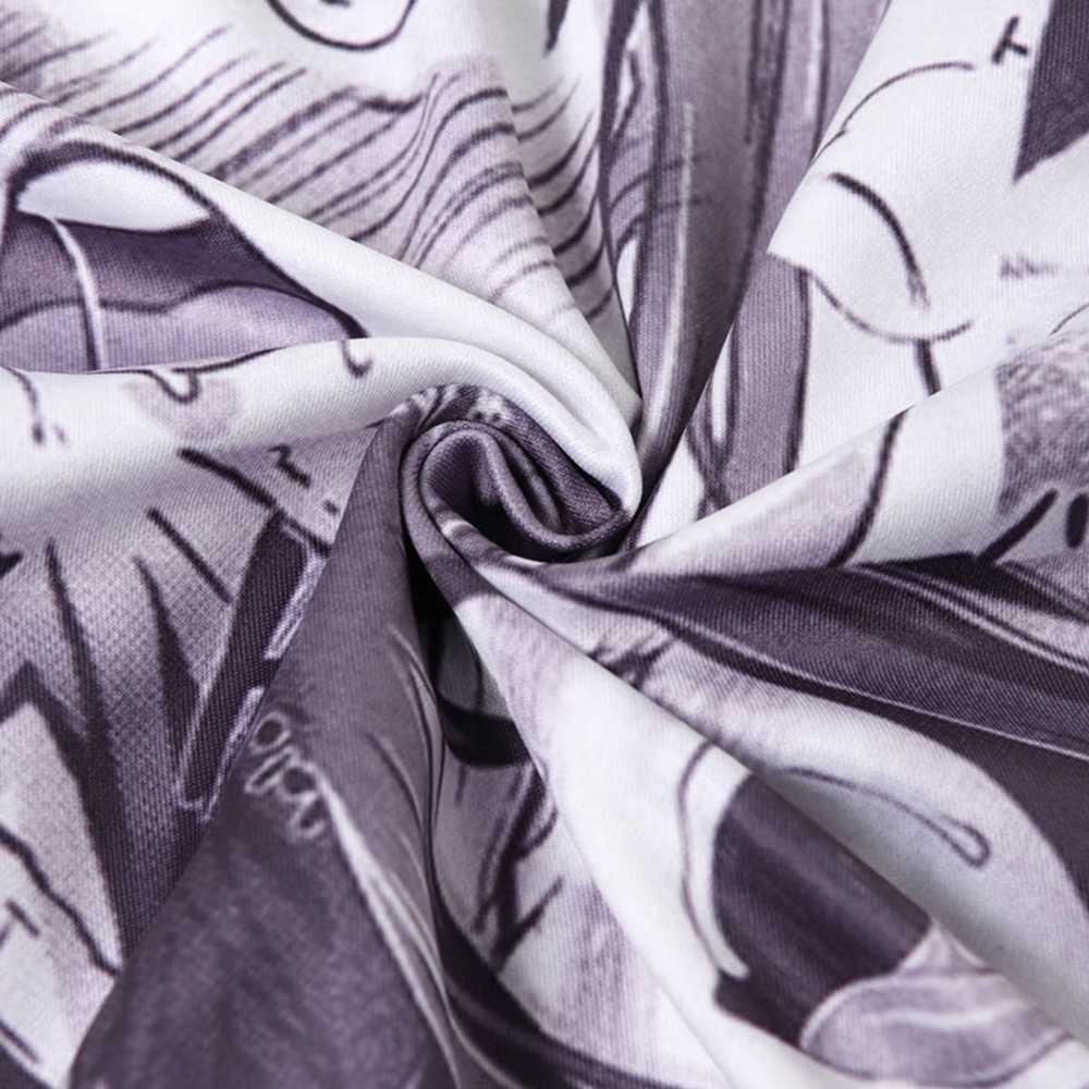 3d ahegao anime 까마귀 운동복 두건이있는 남자 수줍은 소녀 얼굴 스웨터 anime streetwear 하라주쿠 특대 지퍼 자켓 옷