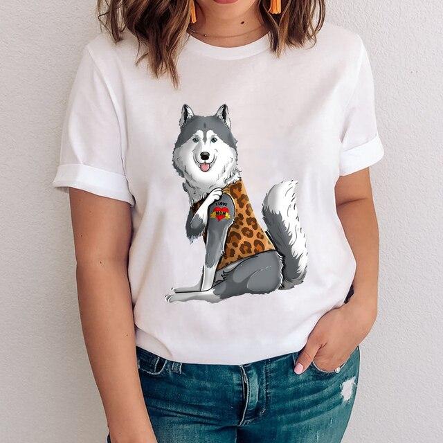 I Love Mom - Women's T-Shirt With Logo  3
