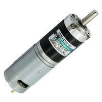 15W planetary gear motor 12V 24V DC motor 555 can adjust the speed can cw ccw
