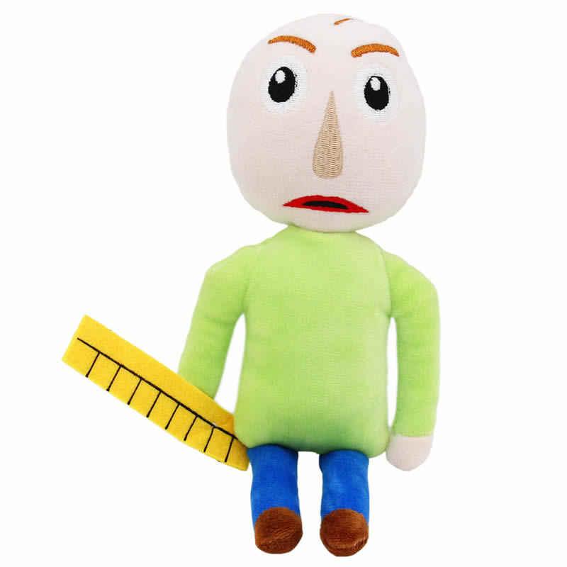 Baldi's Basics in Onderwijs en Leren Pluche 25cm Figuur Speelgoed Baldi Gevulde Doll