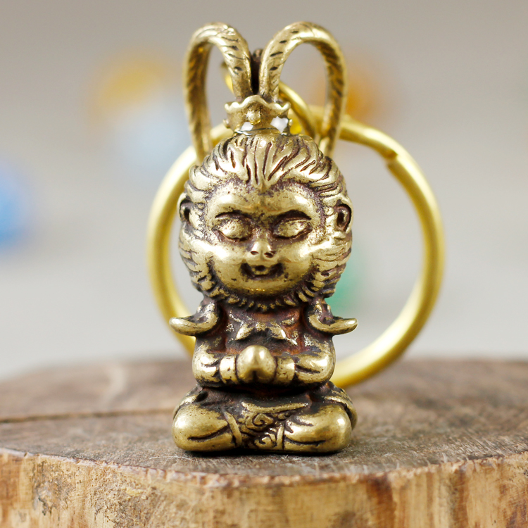 Chinese Hero keychains (9)