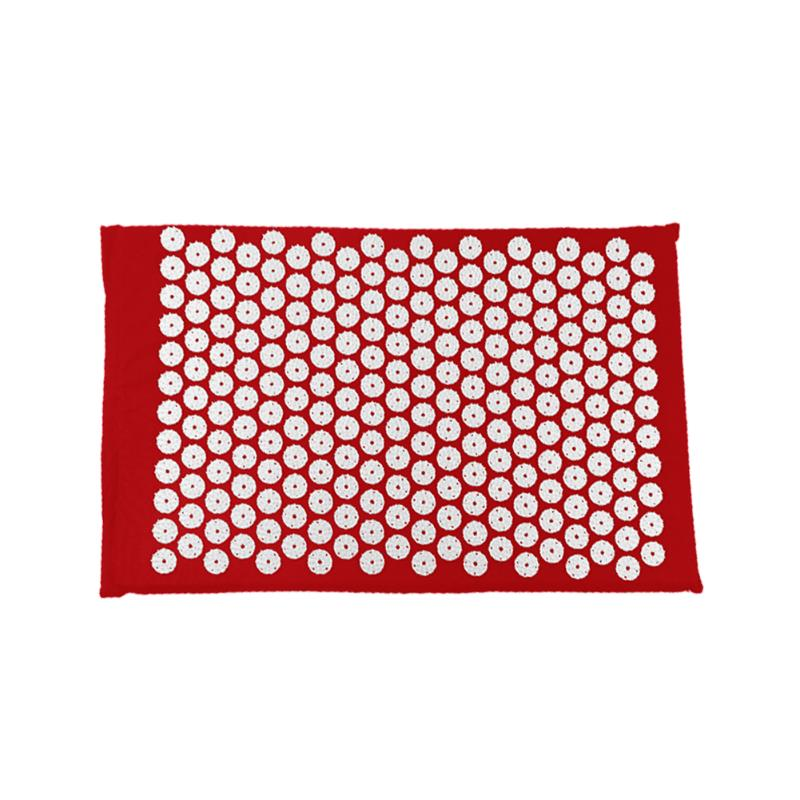 Acupressure Massage Mat with Pillow set to body Relaxation to Release Stress and Tension 13