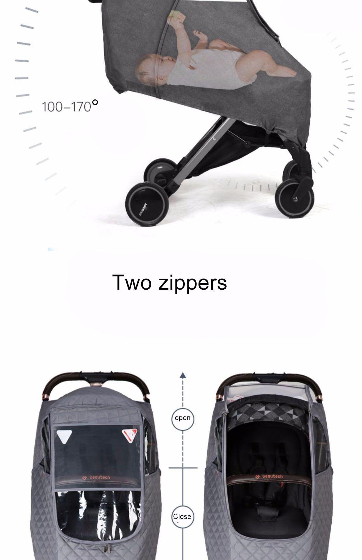 Waterproof Stroller Cover 6