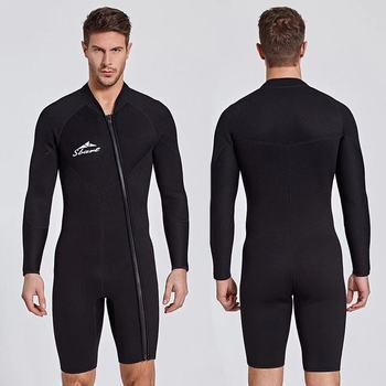 Sbart neopreno 3mm diving suit 3mm wetsuit surfing suit for men drysuit surf swimming wetsuit wet suits triathlon mens wetsuit