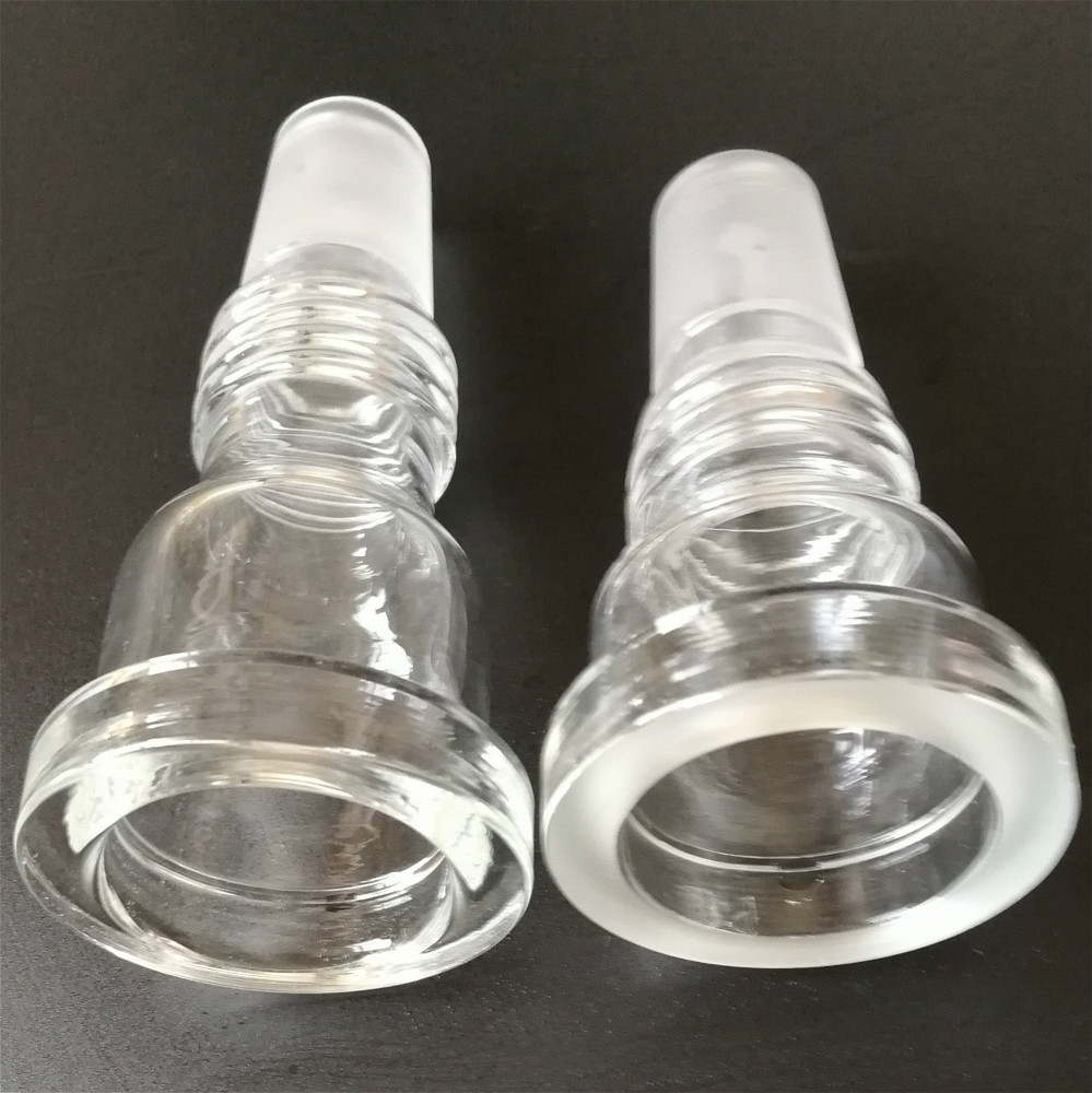 Flange Connection Rotary Evaporator Connector Vacuum Decompression Extraction Distiller Accessories Glass Flange Coupling 24/50