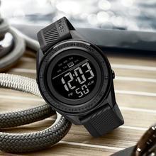 2020 SKMEI 1638 moda Sport cyfrowy zegarek wielofunkcyjny stoper Chrono wodoodporny mężczyźni Alarm zewnętrzny zegar Reloj Hombre