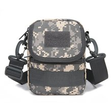 Outdoor Bag Male Multi function Sports Camouflage Crosses Single Shoulder Jungle Adventure Pack Hidden Safes 2018 NEW