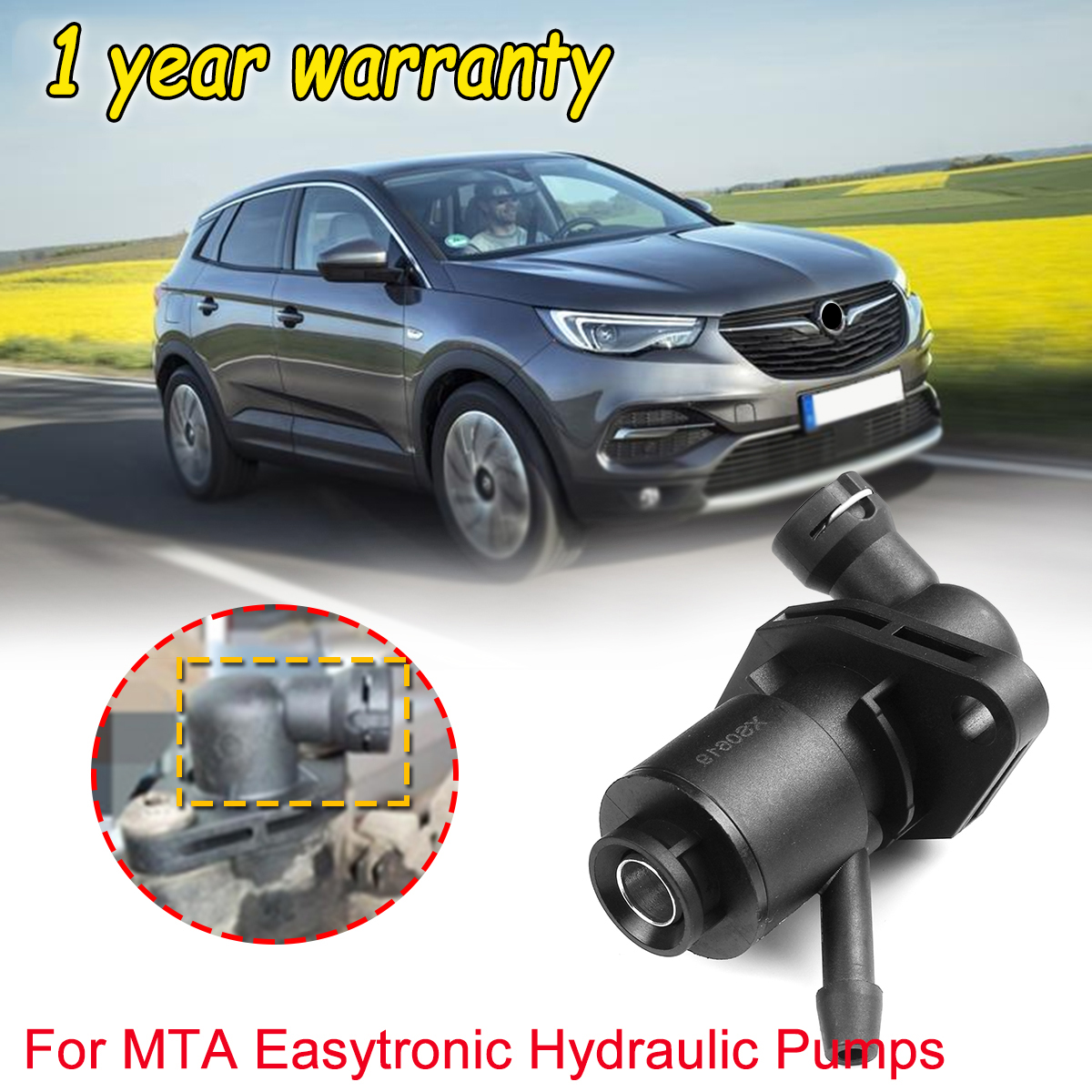 ABS MTA Easytronic Hydraulic Pumps Modules All Models and Durashift For Opel For Vauxhall Corsa C 2000-2006 G1D500201