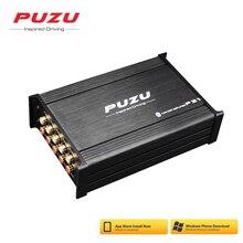 PUZU P31 12 В Авто аудио автомобильный усилитель звука мощность сабвуфер бас стерео звук 31 полосы цифровой для почти автомобилей