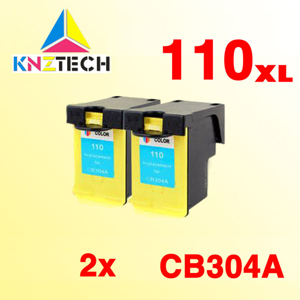 compatible for <font><b>hp110</b></font> Ink Cartridge repalcement for 110 CB304A A516 A526 A612 A617 A618 A626 A310 A311 A314 A316 A320 image