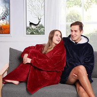 Camping Outdoor Wearable Soft Blanket,gender neutral Blankets , personalized throw blanket, Men's Women Baby Throw blanket