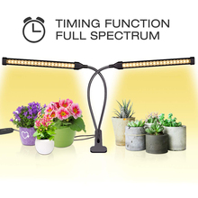 Auto Time LED Grow Light 5V USB Fitolampy Full Spectrum Phyto Lamp Phyto-Lamp For Indoor Vegetable Flower Plant Tent Box
