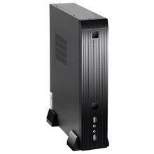Cooyes intel i5 3470/8g/240 gssd desktop pc/computador/mini computador host máquina diy compatibles