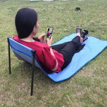 Seat Chair Yoga Multifunction Outdoor Beach Portable Picnic-Mat Ultralight Travel Hiking