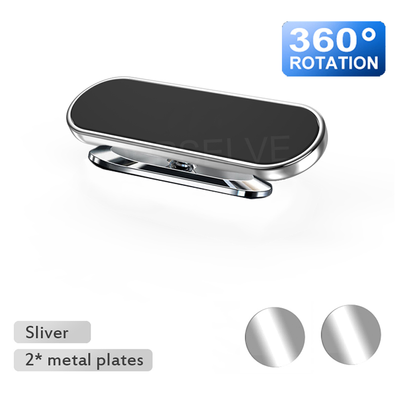 Silver 360 Rotation