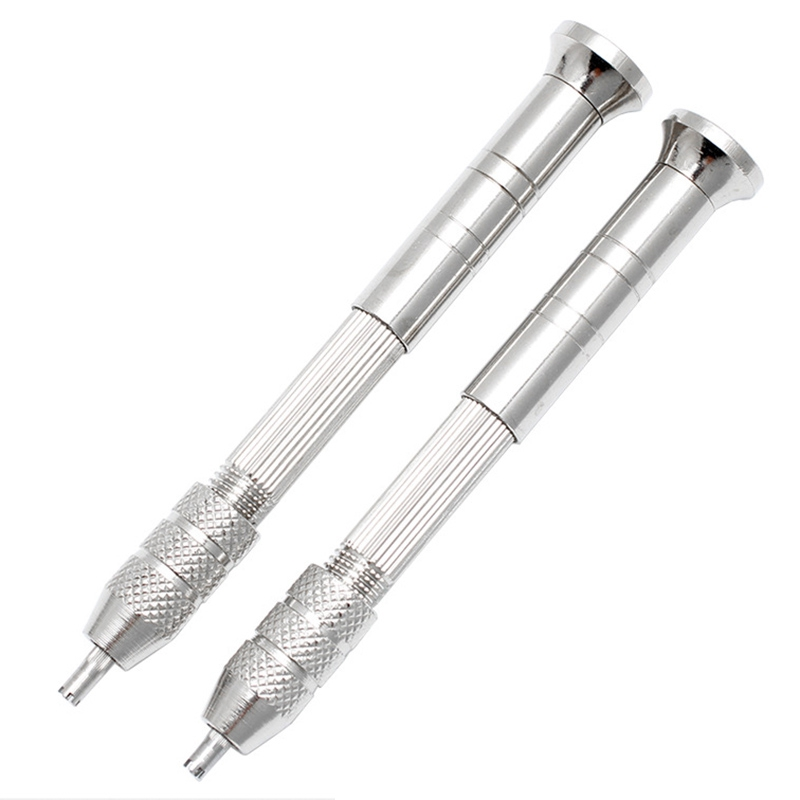 4 Prongs 5 Prongs 2.75mm Blades Precision RM Screwdriver for RICHARD MILLE Watch Change Rubber Strap Band Bezel Case Back Screw|Screwdriver| |  - title=