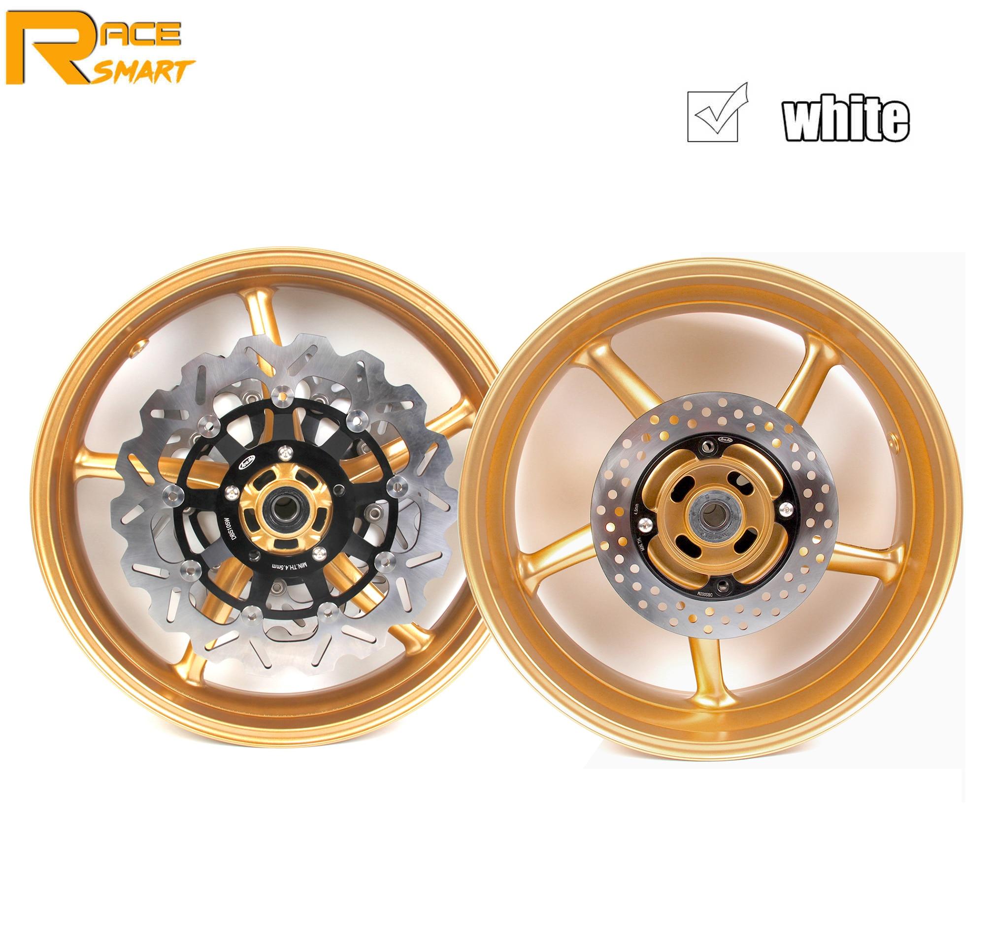 Rear Brake Disc Rotor For Triumph Street Triple 675 2007-2012 675R 2011 2012