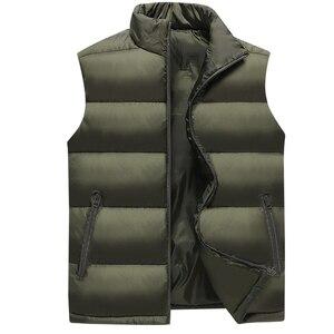 Image 5 - camouflage Vest Men Waistcoat Mens Winter Sleeveless Jacket Man Atumn Windbreak Casual Vests Slim Fit Brand Clothing XS 6XL 9997