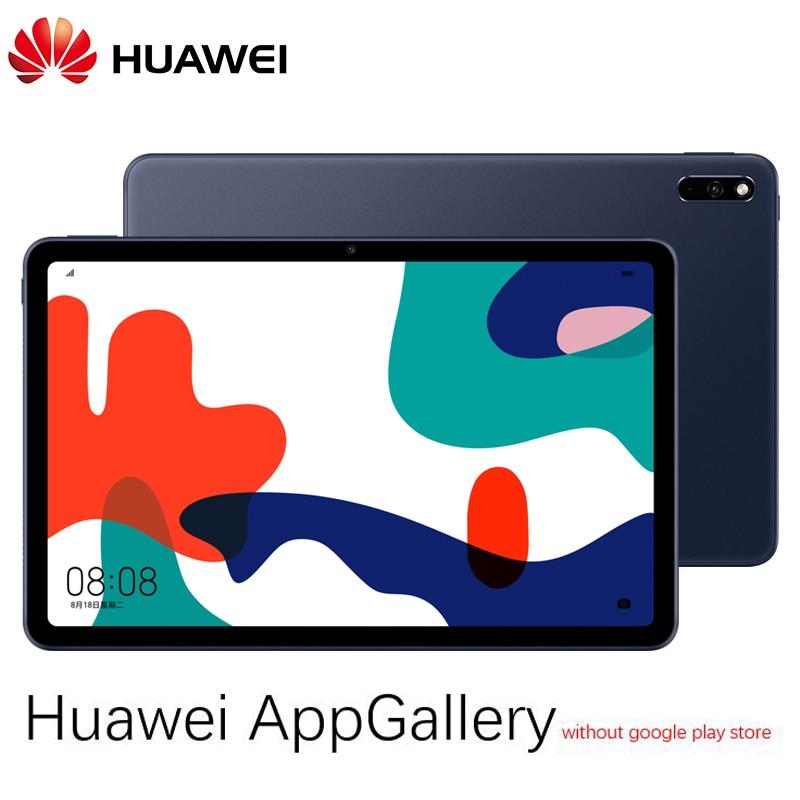 Huawei MatePad 10.4 BAH3-W59 /BAH3-AN10 Tablet PC 8-core Kirin 820 6GB Ram 128GB Rom 2000x1200 Android 10 GPS WiFI 6