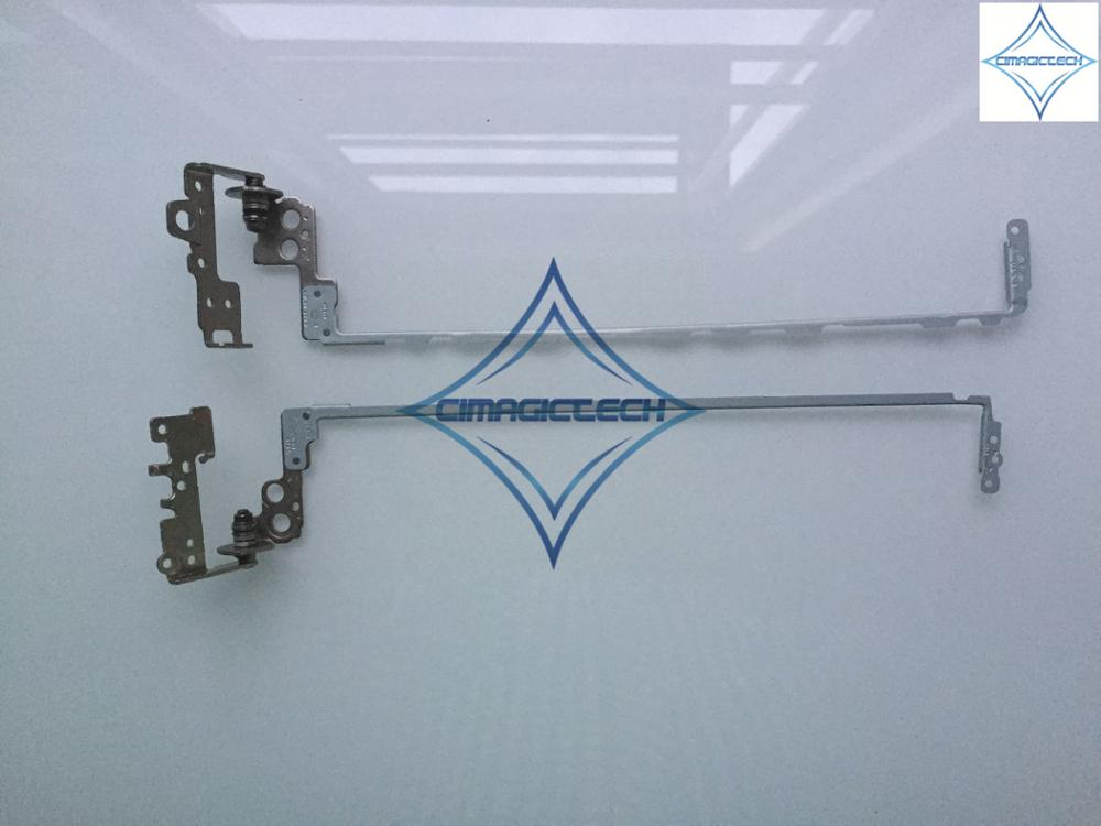 New For HP 250 G6 255 G6 250-G6 255-G6 15-BS 15T-BS 15-BW 15Z-BW Laptop Lcd Hinge  Left & Right  L+R AM204000500 AM20400060